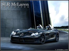 SLR McLaren SPEEDSTER by jonsibal