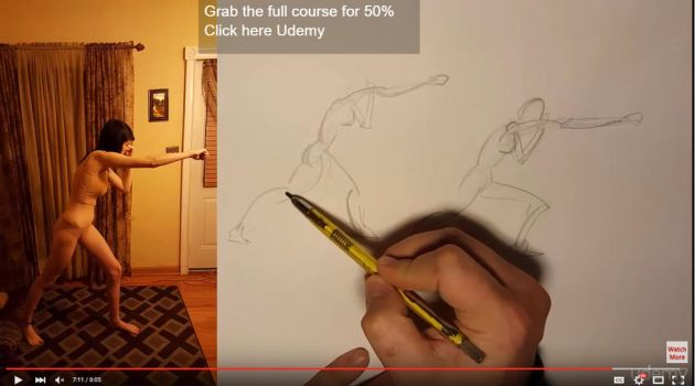 How to Gesture Draw by discipleneil777