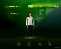 Creation.Inc by Calabur