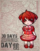 .: 30Days Adoptable Challenge - Day 11 {Closed} :. by Biiiscoito