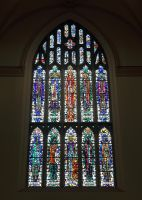 Dunfermline Abbey stained glass #4 by High-Tech-Redneck