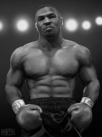 Iron Mike by MikeMeth