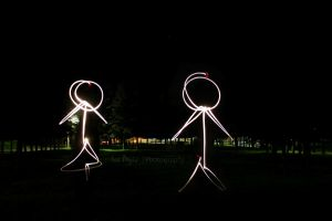Light Painting by Iwaa