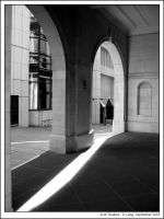 Arch Shadow by anotherview