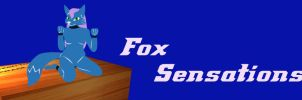 Fox Sensations Store Logo by Catwoman69y2k