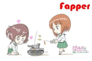 Even for little tanks by Bezsoba
