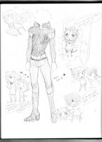 Sketchies again by Incubo-Infinito
