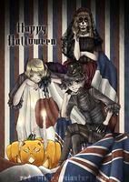 Happy halloween 2010 by redelice