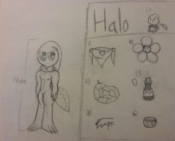 Halo Character Sheet W.I.P by TwistedHensley