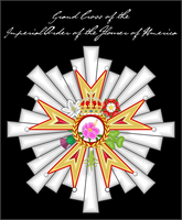 Imperial Order of the Flower of America by firelord-zuko