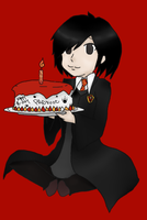Happy Birthday Padfoot by Ashe1313