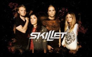 Skillet Wallpaper by xxsugarcookie