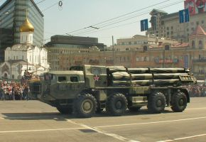 BM-30 Smerch by FPSRussia123