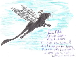Angel Luna by WhiteBlueWerecat