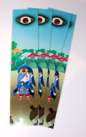 The Legend of Zelda Vaati bookmark by knil-maloon