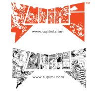 Supimi logo play by paperdull