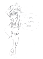 Happy Birthday Dare! by cluelessAvian