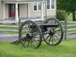 Cannon at Gettysburg by Garfield1234