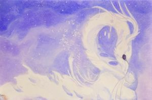 When Starboats are Dragons by ShePaintsWithBlood