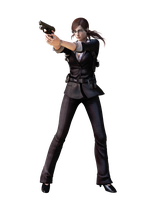 Claire Redfield Alt. Costume - Pro Render by Allan-Valentine