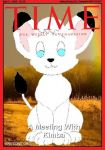 Kimba on Time Magazine by HectorNY