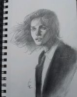 daily sketch 1039 by nosoart
