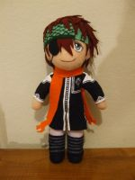 Lavi D.Gray-Man Plush by FlyingRabbitMonkey