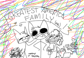 greatest america(n) cfamily by stopthatrightnow