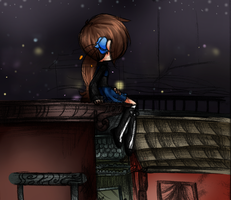 :On the Rooftops: by pianobelt0