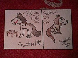 Wolven Brothers by Skywalker2101