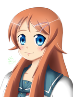 Kirino (colored) by Yami7