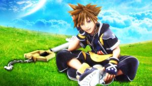 Kh sora by blueaqua77