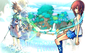 Kingdom Hearts by randomchaos606