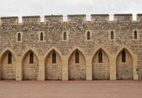 Windsor Castle Stock 14 by Sheiabah-Stock
