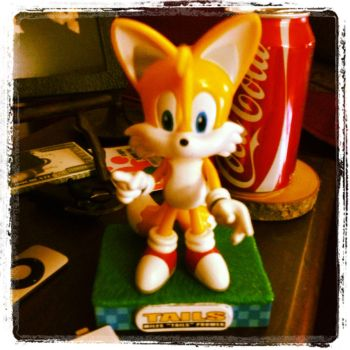 Tails Bobble Head by TailsThePrower71