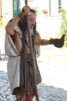 Man - medieval old man by Stock-gallery