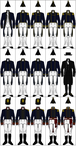 Uniforms of the United States Navy, 1810-1815 by CdreJohnPaulJones