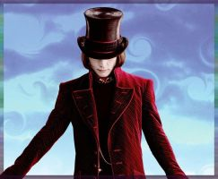 Willy Wonka by mseika