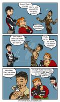 Dragon Age: Inquisition - Inquisitor's Kitties P2 by Shira-chan