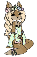 deer princess custom for Flaaffystaffyadopts by togekissuadopts
