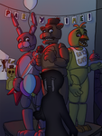 Five Nights by dragonsong12