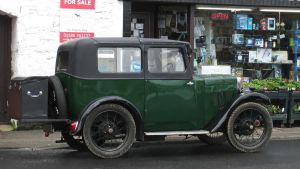 Morris Minor 1928-34 (2) by UdoChristmann