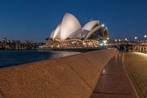 Sydney Opera House by DanielleMiner