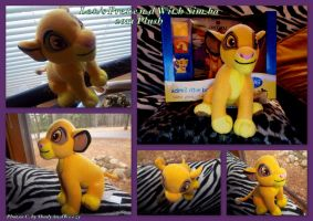 Lets Pretend With Simba 2011 by DoloAndElectrik