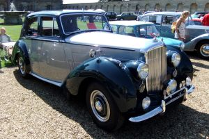 Classic Car 7 - Rolls-Royce by fuguestock