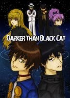 Darker than Black Cat by 13nin