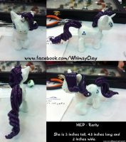 Rarity MLP by Emyradea