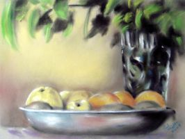 The Fruit Bowl by astarvinartist