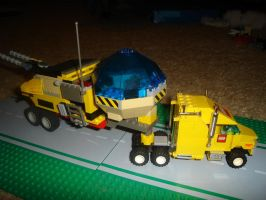 Mobile Command Vehicle MCV by Taggerung1