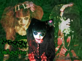 Peggy - Candy Spooky Theater by Bellacrix